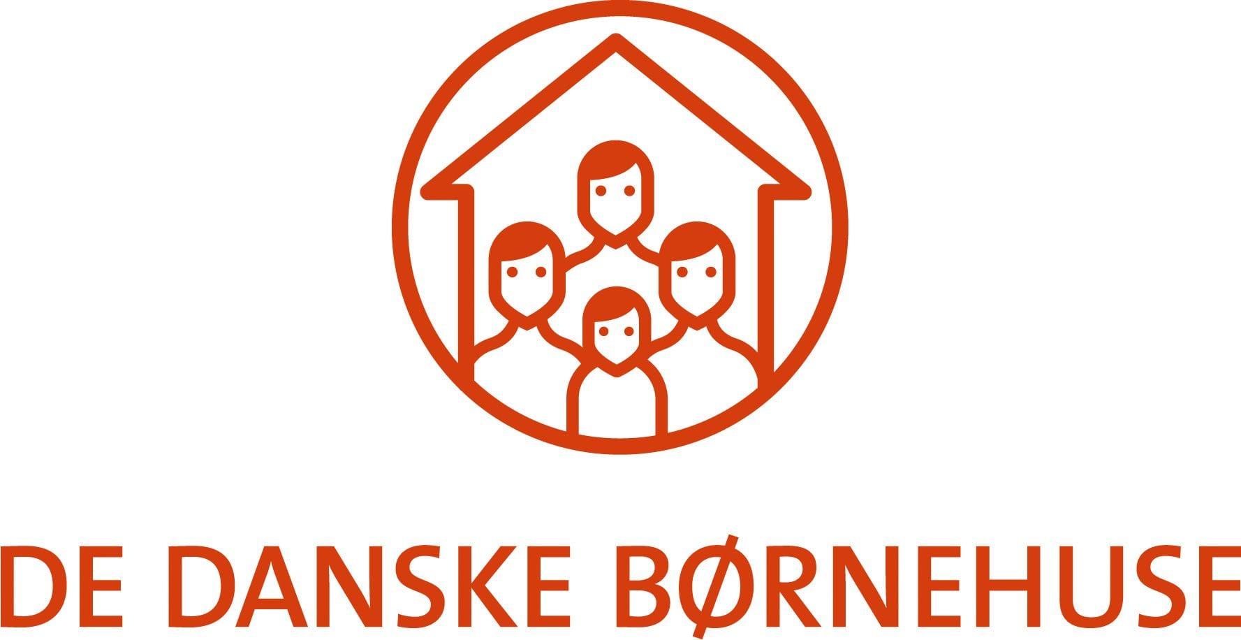 De Danske Børnehuse logo