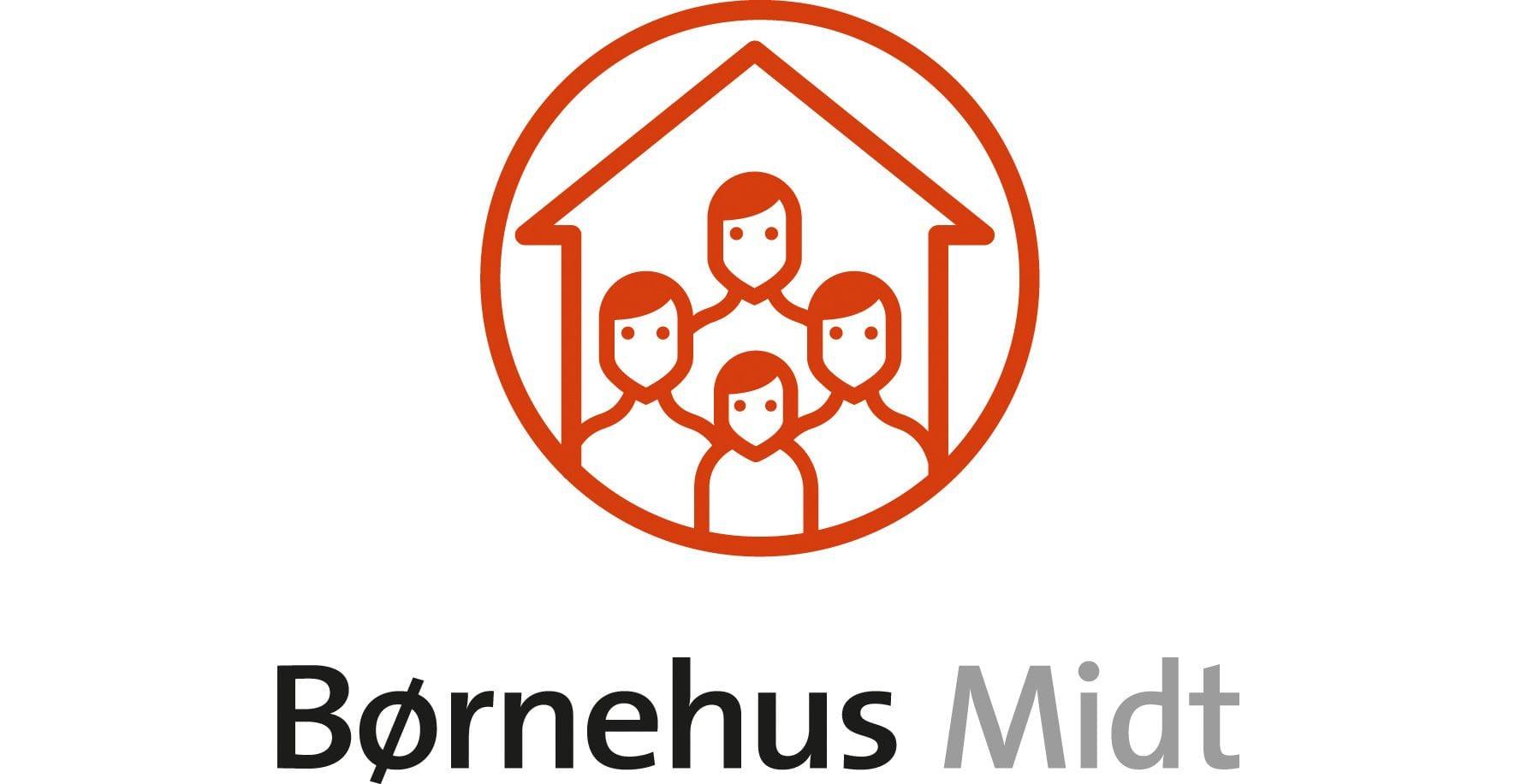 Børnehus Midt logo